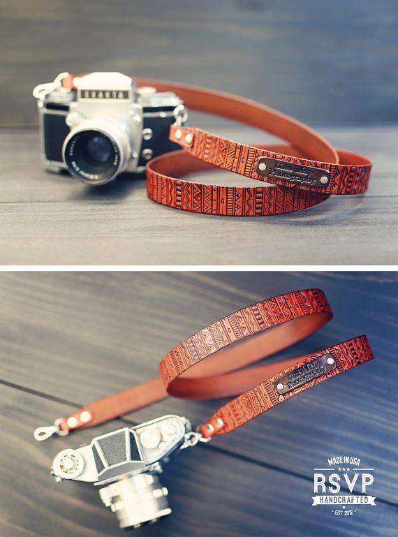 Camera Strap Barcelona Photographer Gift DSLR Camera Accessories