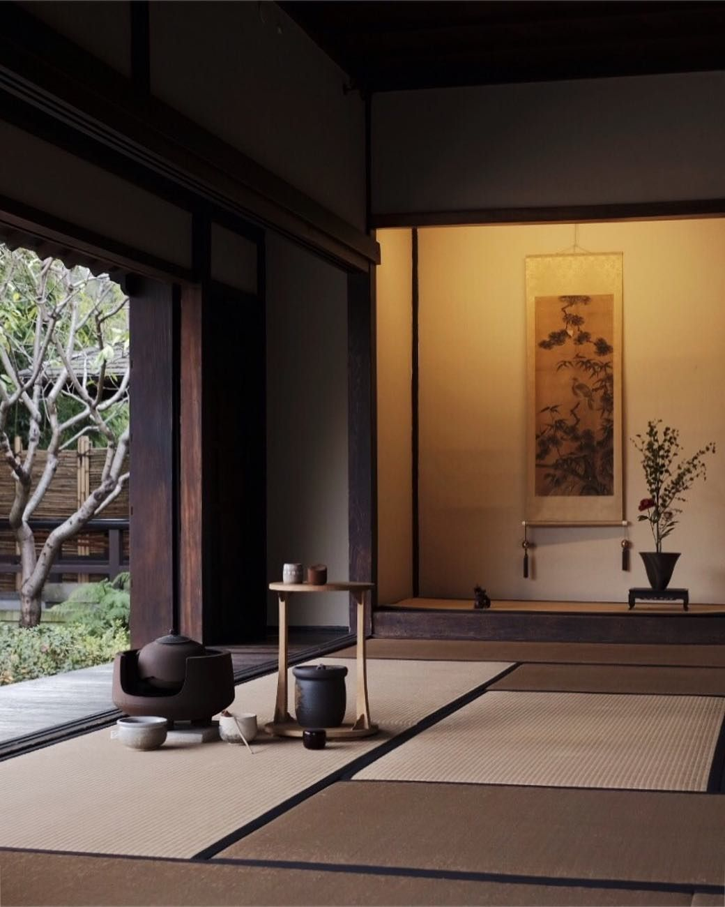 Jessica Comingore Donais On Instagram A Return To One Of My Favorite Places Before The Yea Modern Japanese Interior Japanese Living Room Decor Japanese Decor