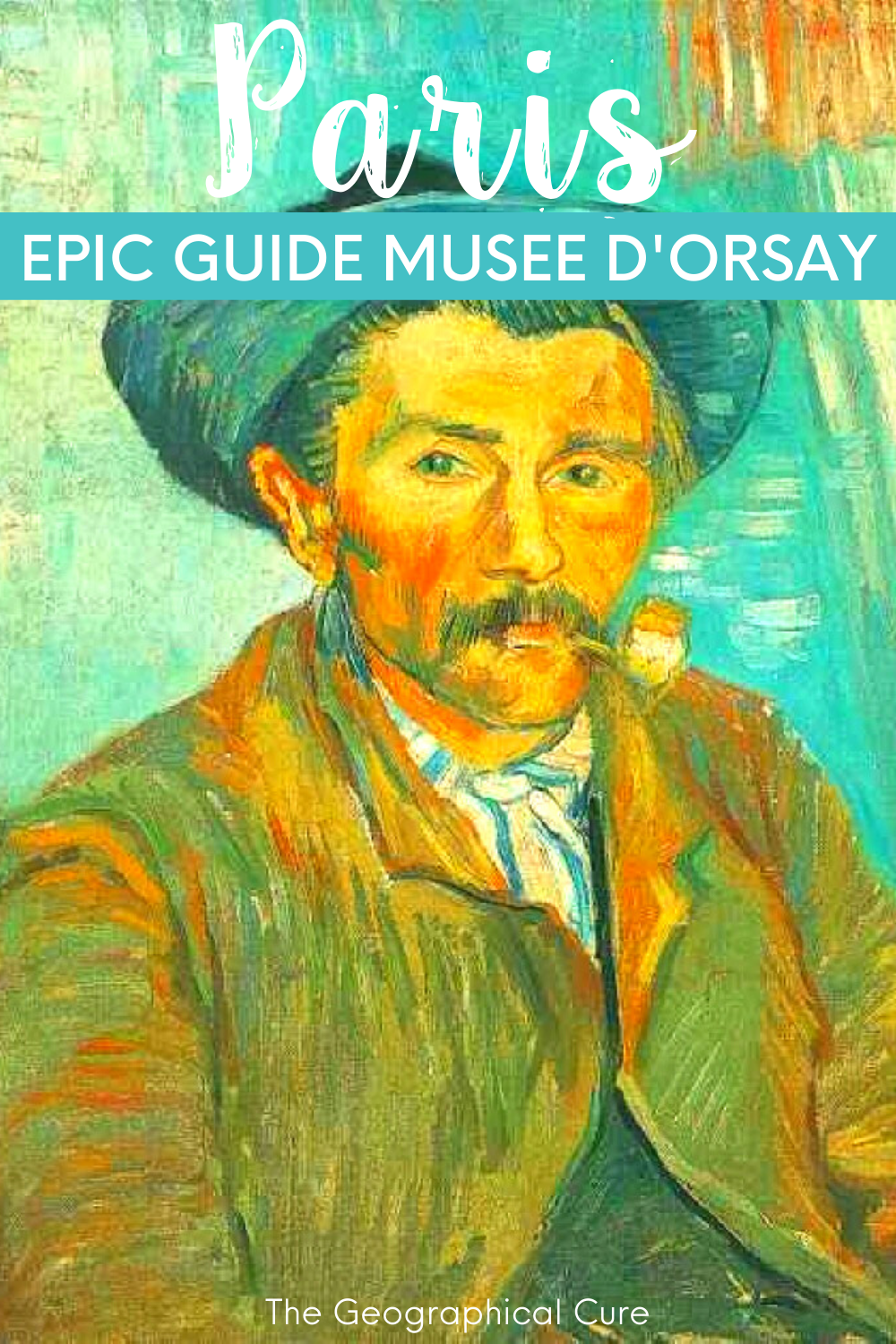 Tour the Musee d'Orsay, the World's Favorite Museu