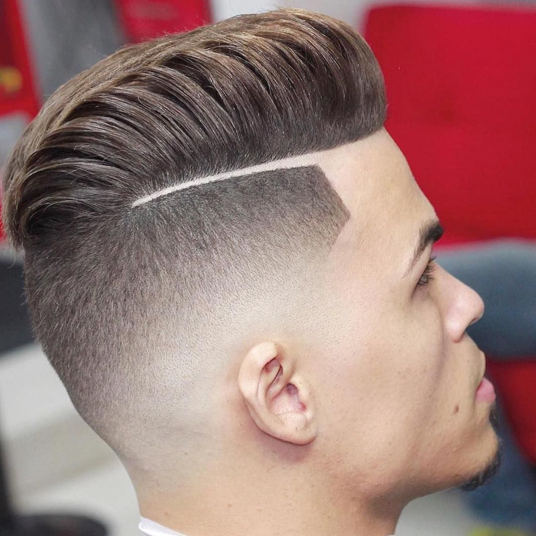 Pomped up the blend couldnt be any cleaner westerbarber nice instagram post by barber lessons sep 21 2015 at 1237am utc comb over fade haircutmens winobraniefo Gallery