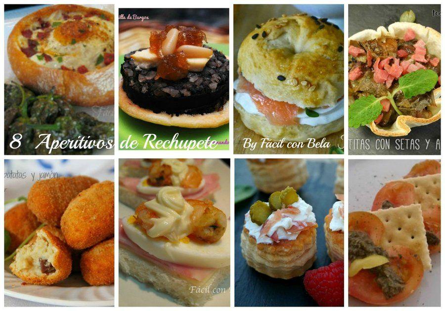 Ideas para preparar ricos aperitivos | Aperitivos, Entrantes y Tú eres