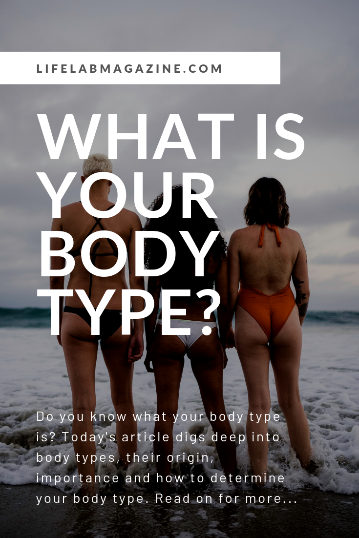 What Is Your Body Type?  Do you know what your body type is? Today's article digs deep into body typ...