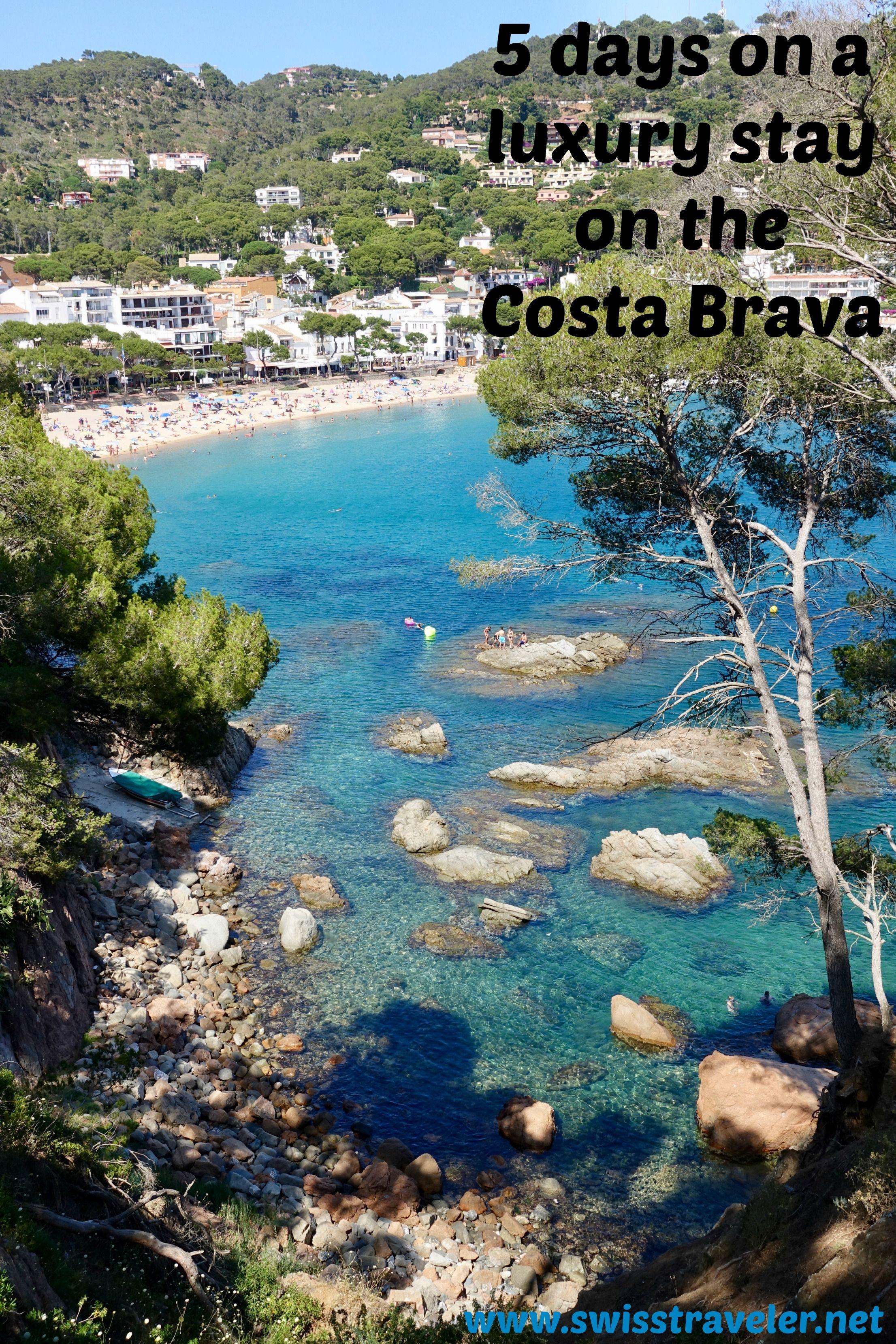 Costa Brava Jewel Of Northern Spain Insanely Beautiful Rugged Coast 1 Amazing Luxury