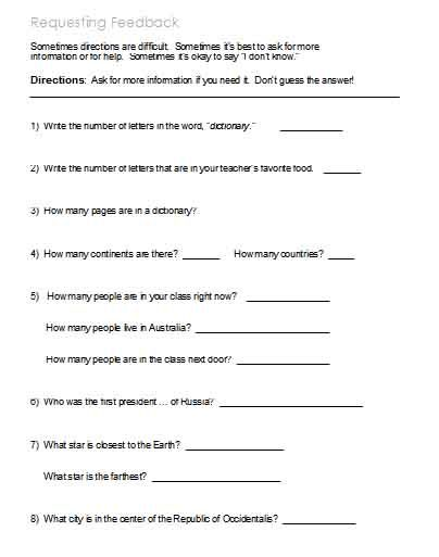 picture regarding Following Directions Printable Activities referred to as Soon after Recommendations Worksheets, Actions, Ambitions, and