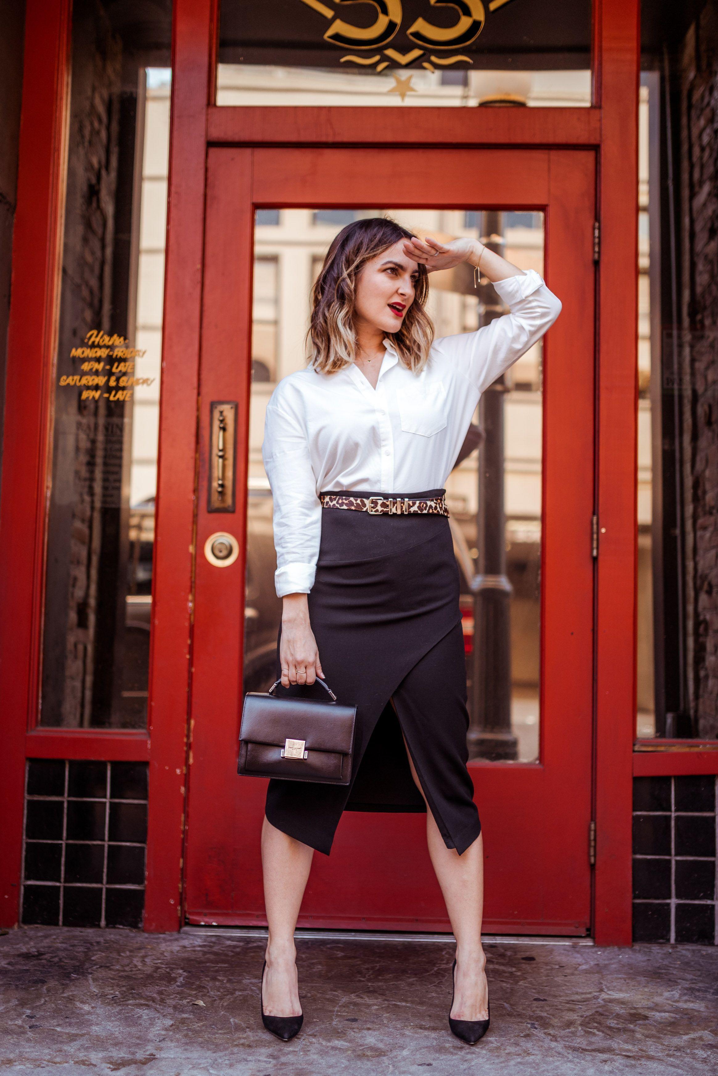 Multi Color Women/'s Pencil Skirt #2