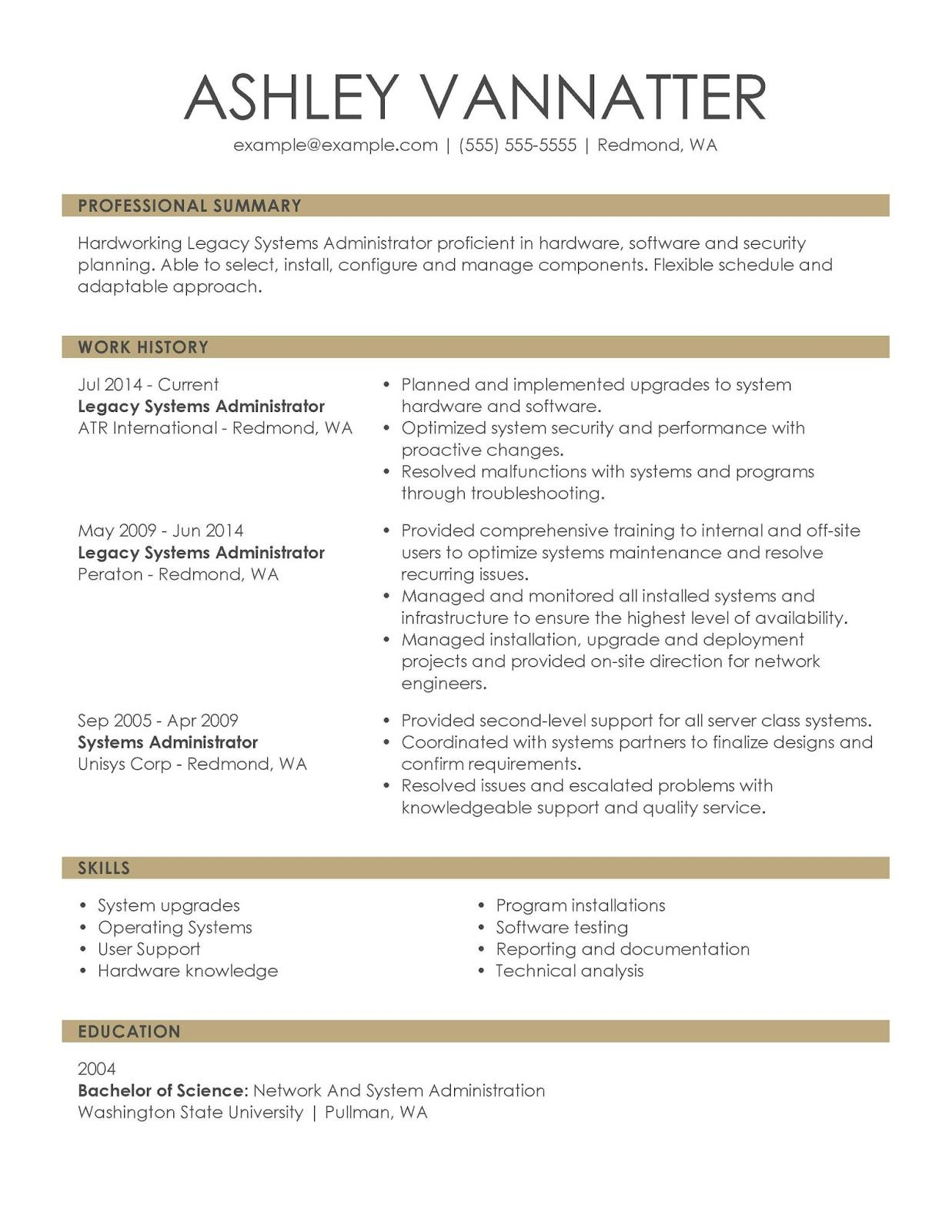 Simple Resumes Examples Examples Of Basic Resumes For Jobs Basic Examples Of Resumes Simple Resume Basic Resume Examples Resume Examples Simple Resume Examples