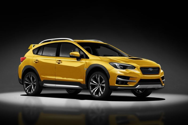 2020 subaru crosstrek xti top speed acceleration hybrid