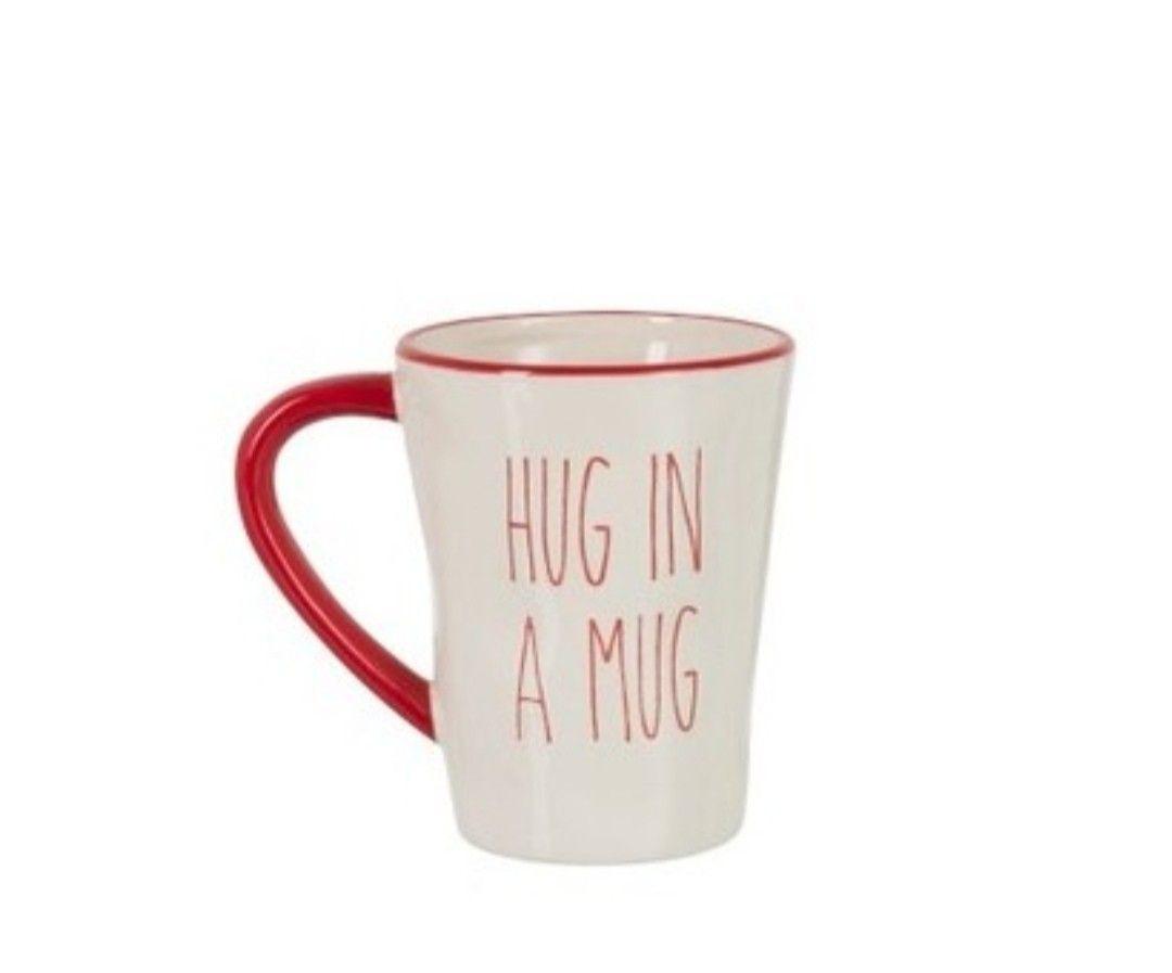 Mug (hug in a mug) - mug noël 2019 - idée cadeau noël 2019 - joyeux Noël 2019  #marchédenoel