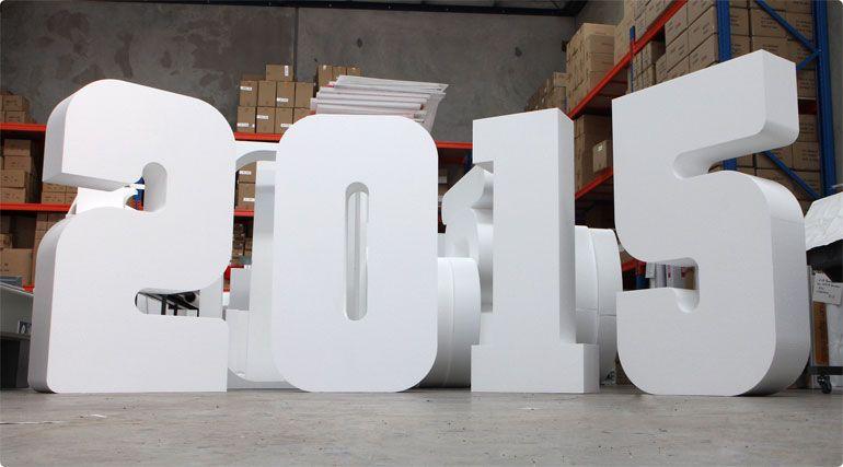 Foam letters styrofoam letterseps foam lettersfree for Giant foam letters diy
