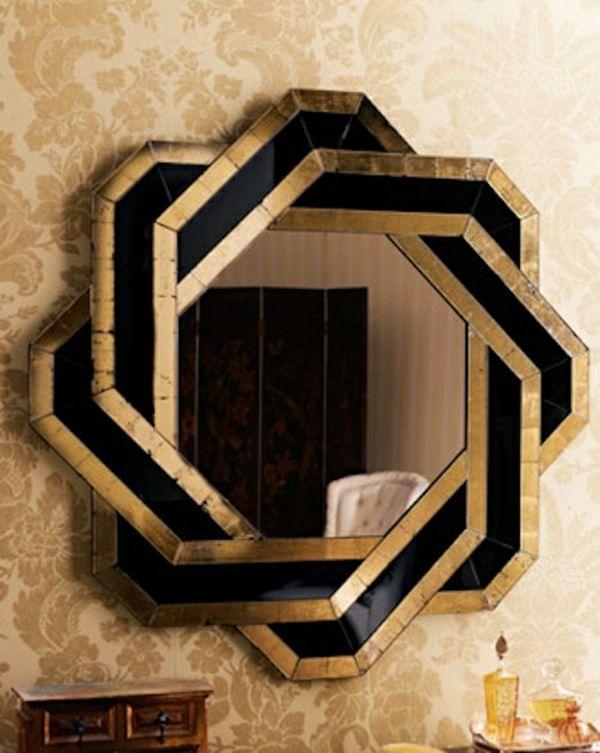 designer spiegel – dekoideen mit glänzenden accessoires - designer