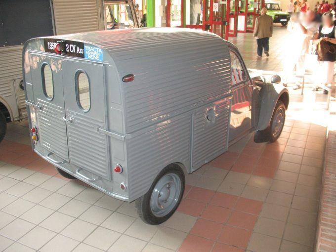 2cv Camionnette Occasion Le Bon Coin 2cv Camionnette 2cv Citroen