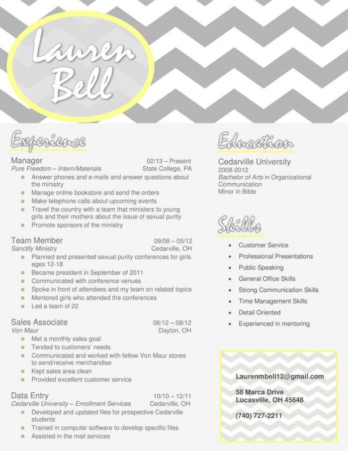 Pin by Pat Pape on Sorority Sorority resume, Resume Design, Resume