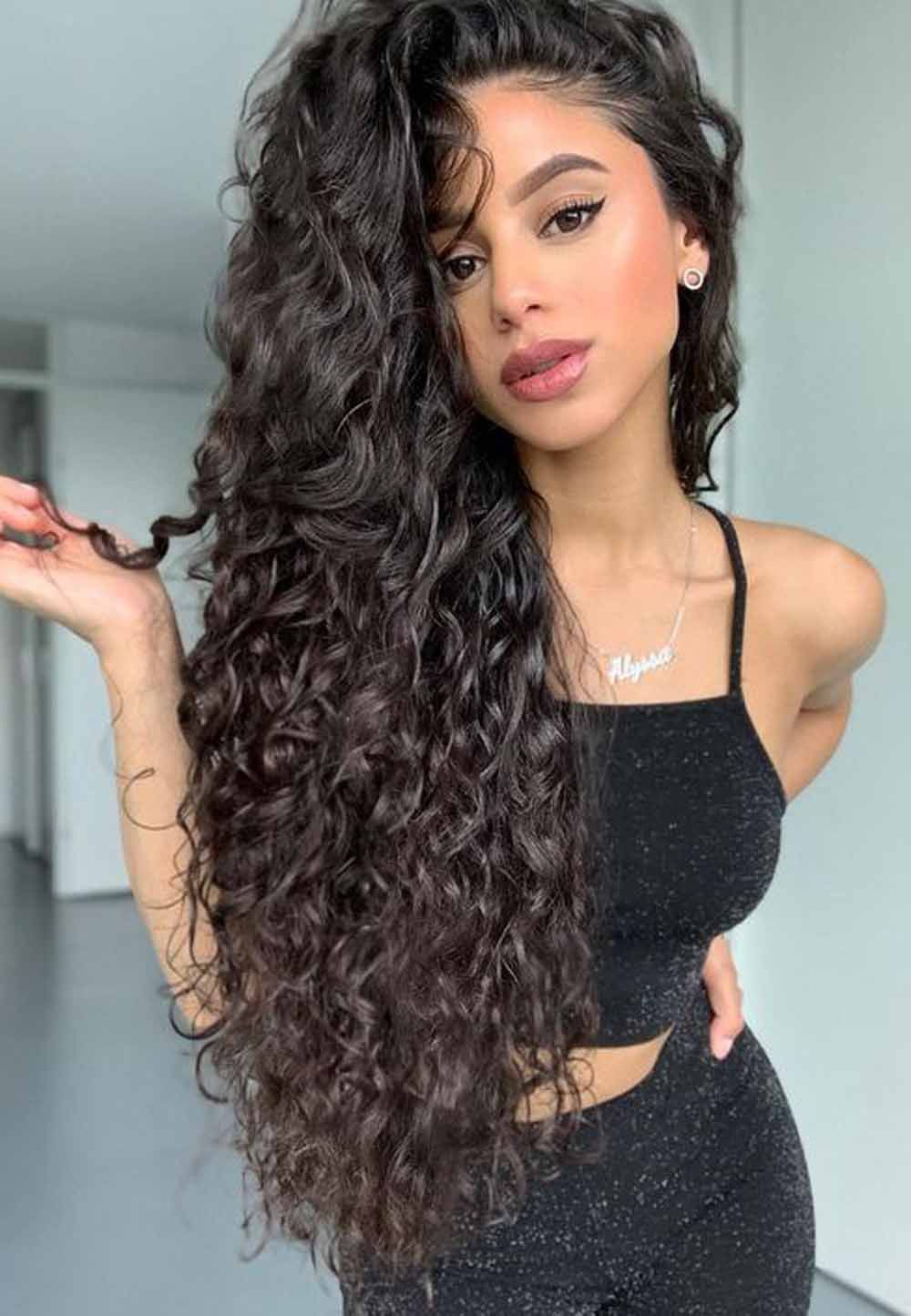 15 Exciting And Glamour Curly Hairstyles Ideas For Enjoying Spring Beautiful Curly Hair Curly Hair Styles Curly Hair Women
