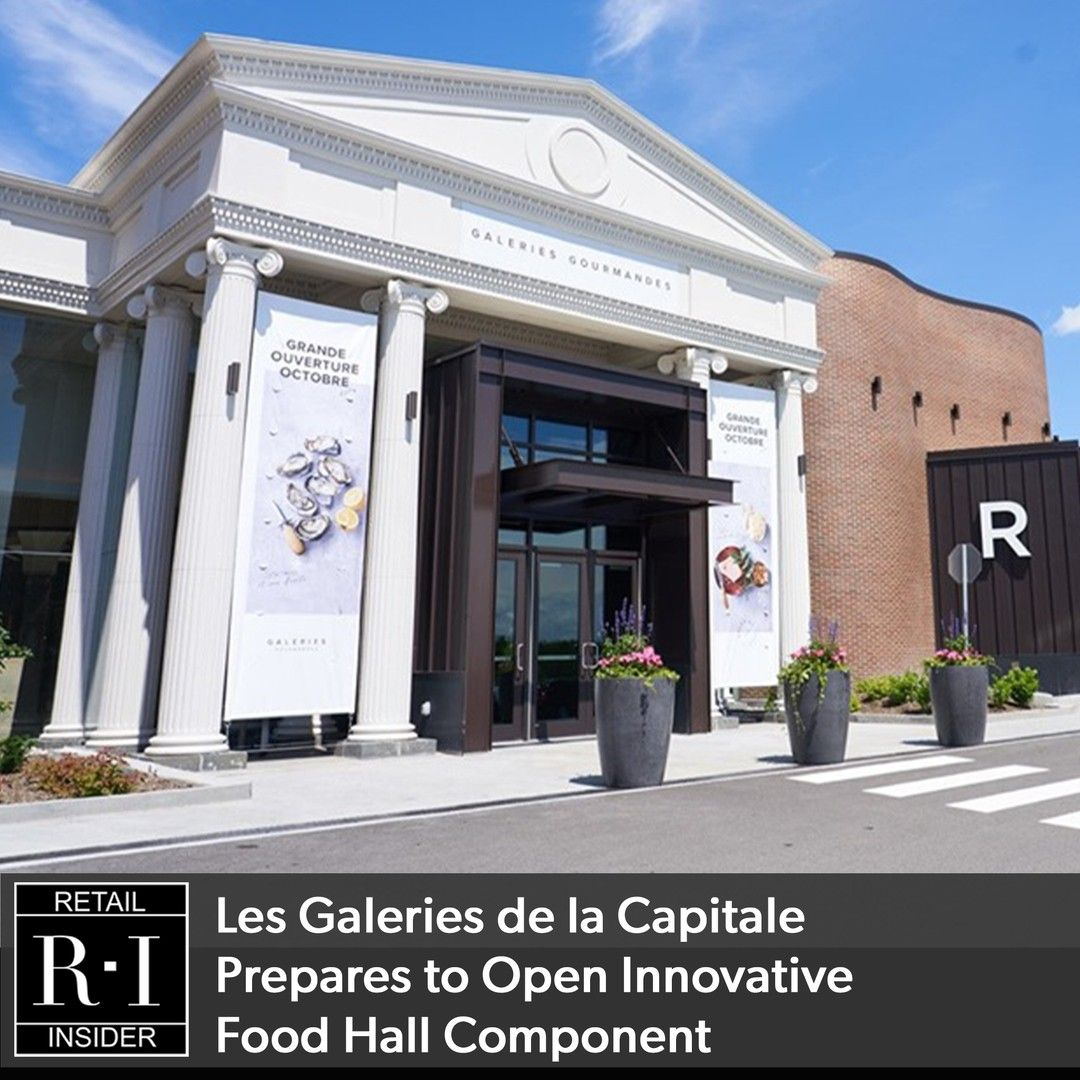 Les Galeries De La Capitale Prepares To Open Innovative Food Hall Component Landlord Oxford Properties Is Adding In 2020 House Styles Food Hall Being A Landlord