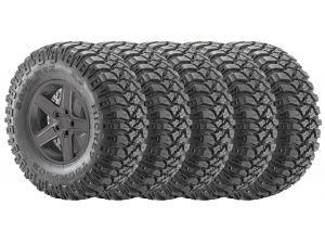 Jeep Mud Tires Quadratec >> Quadratec 17x9 Rubicon Xtreme Wheel On 33x12 50r17 Mickey Thompson
