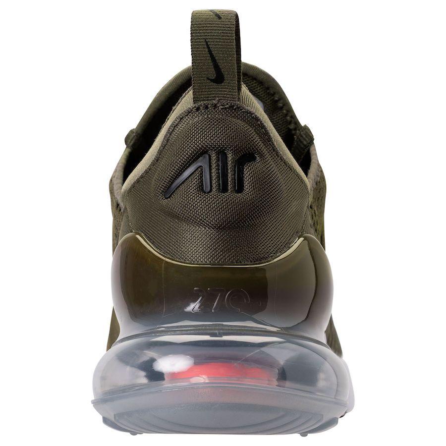 size 40 a71d6 359e2 Nike Air Max 270 Medium Olive AH8050-201