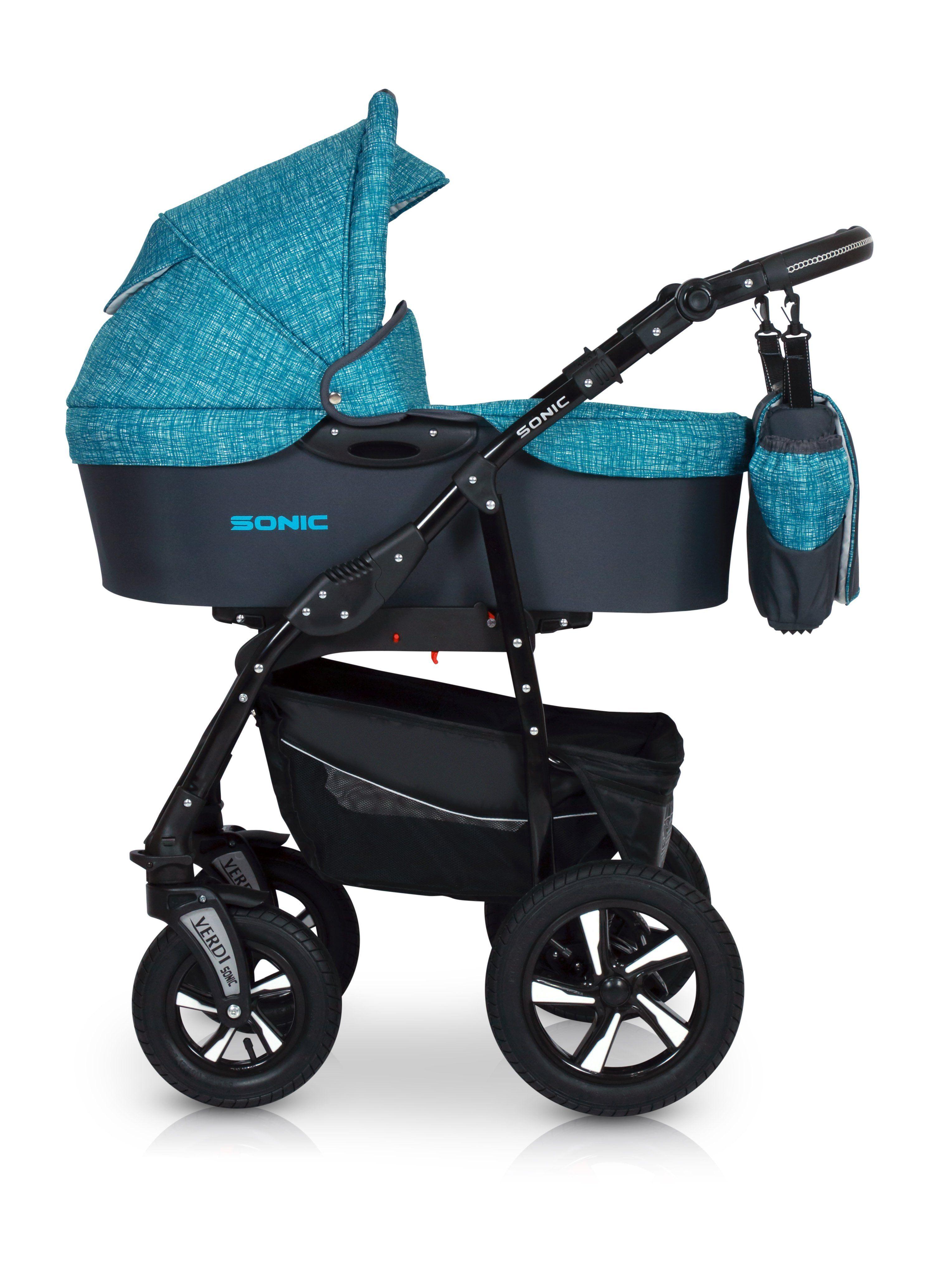 SONIC Comfort Line 3in1 Stroller, Pram stroller, Pram