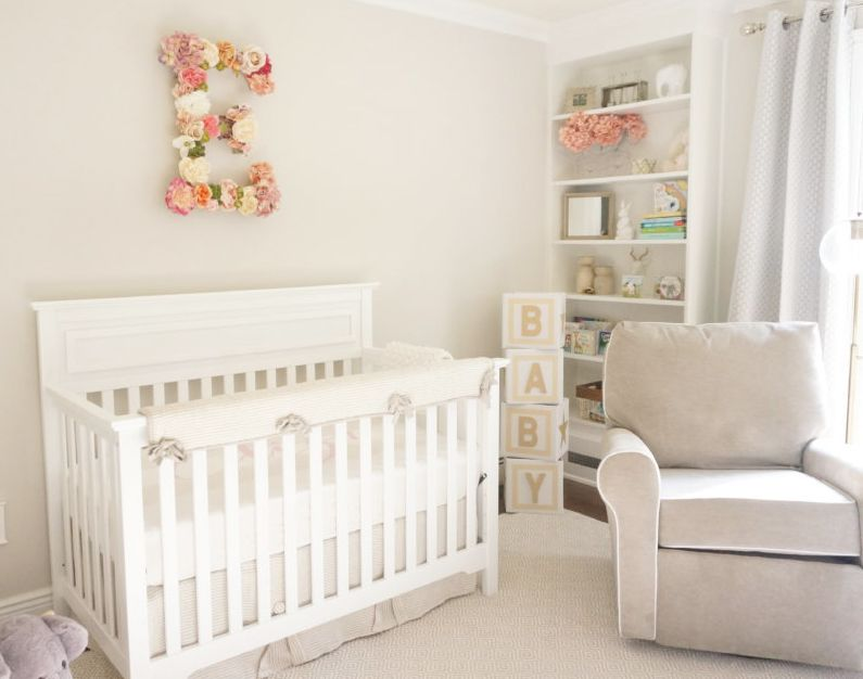 This Cream Nursery is Lovely and Light and Everything Right ...