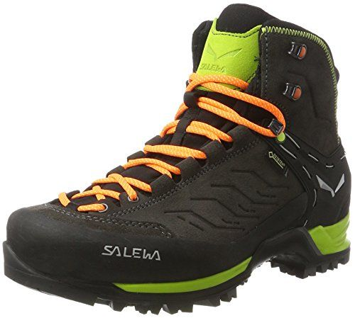 Salewa Men S Mountain Trainer Mid Gtx Alpine Trekking Boo Https Www Amazon Com Dp B01htmaopc Ref Cm Sw R Pi Dp U X Boots Mountaineering Boots Hiking Boots