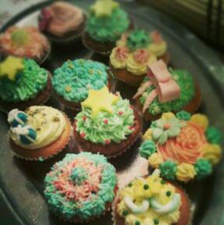 Funny cupcakes!