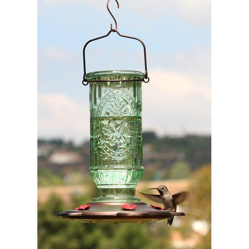 Vintage Hummingbird Feeder in 2020 Humming bird feeders