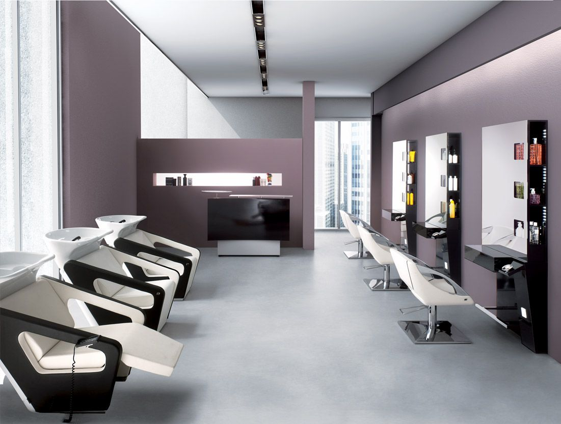 Beautiful Mobilier Salon De Coiffure Ambiance