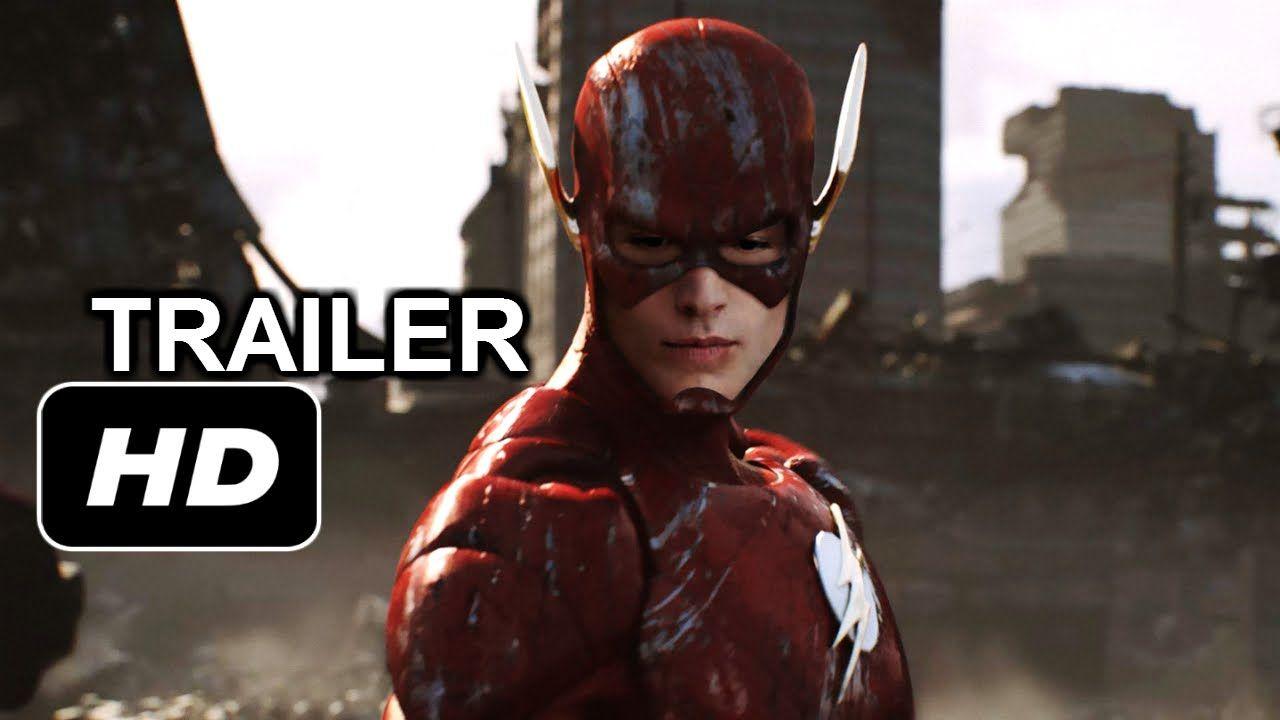 The Flash 2018 - EZRA MILLER Movie Trailer (HD) Fan Made | Videos ...