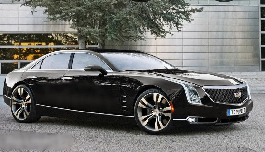 2016 Cadillac Ct6 Price Rumors The 2016 Cadillac Ct6 Is A Future