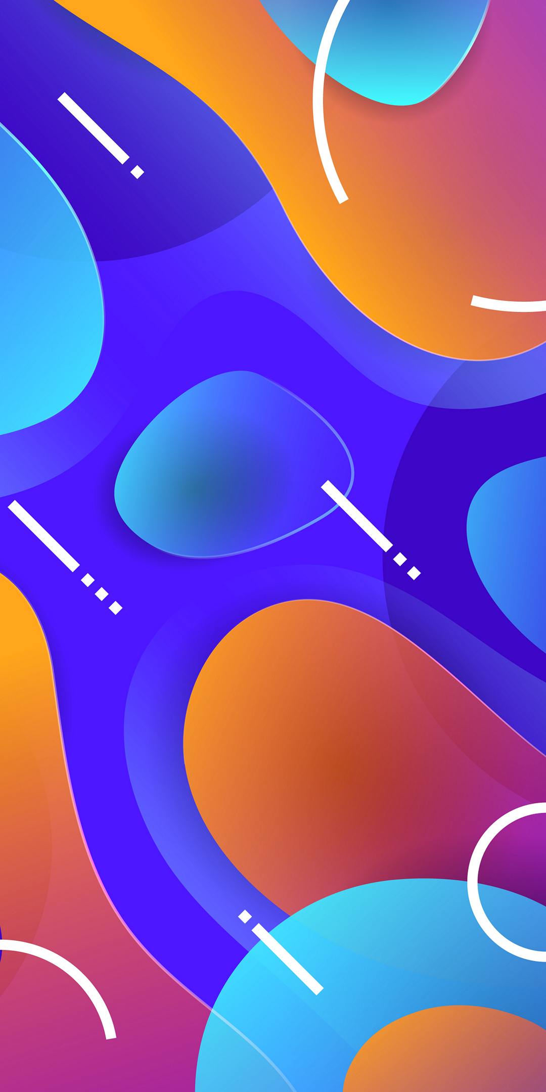 Обои colorful, background, geometry, colors, Abstract, shapes, rainbow. Абстракции foto 4