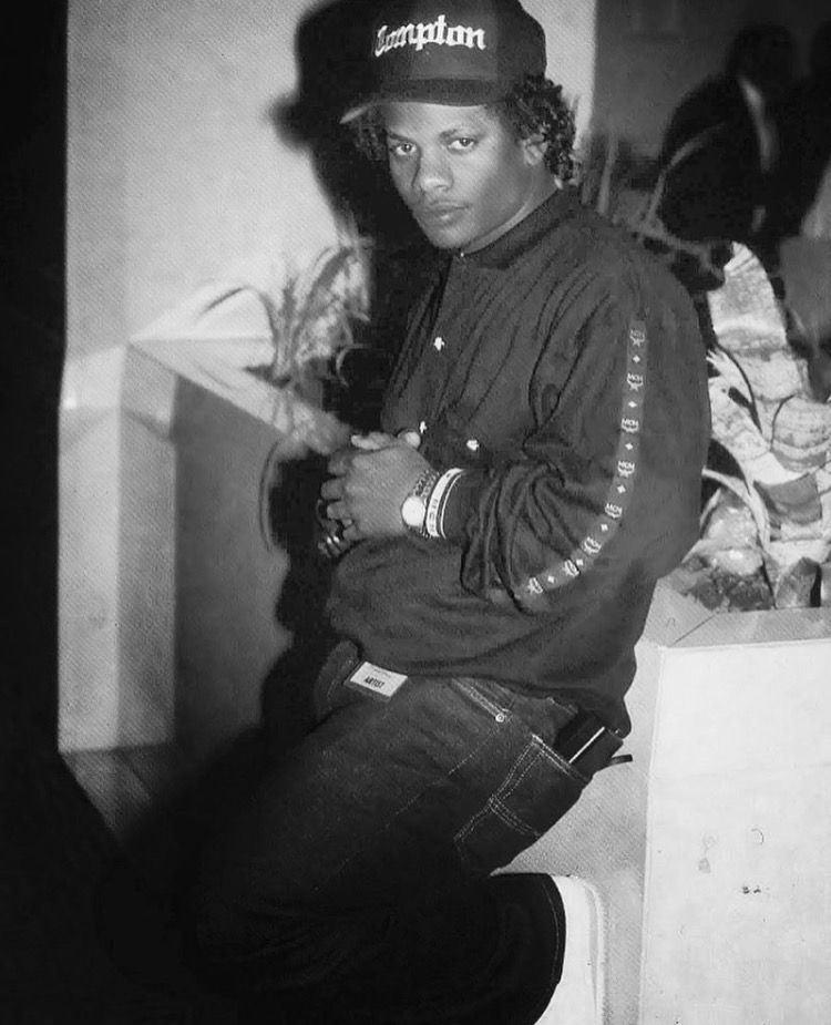 Pin by Adryanna Mckoy on Eazy-E in 2019 | Hip hop, 90s hip