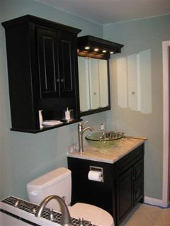 Tiny But Not Cramped Bathroom Remake Bathrooms Pinterest - Bathroom remake