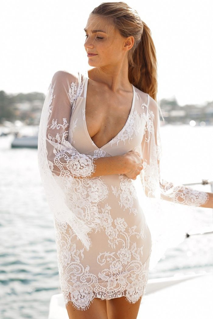 78 Best images about After Party Wedding Dresses on Pinterest ...