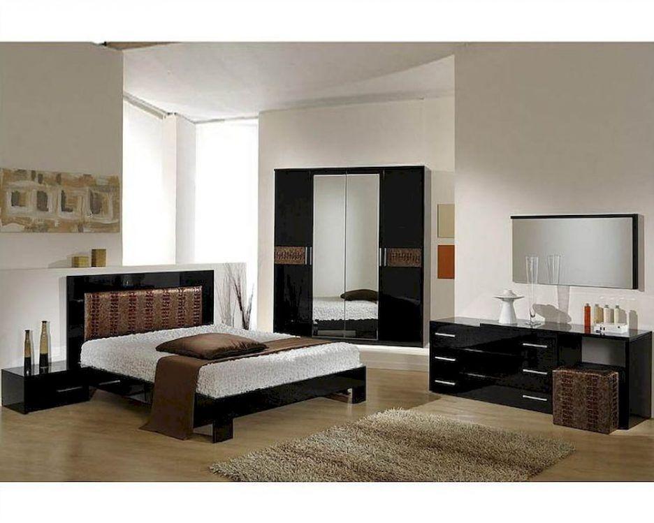 Contemporary Italian Bedroom Furniture Minimalist Modern Beds ...