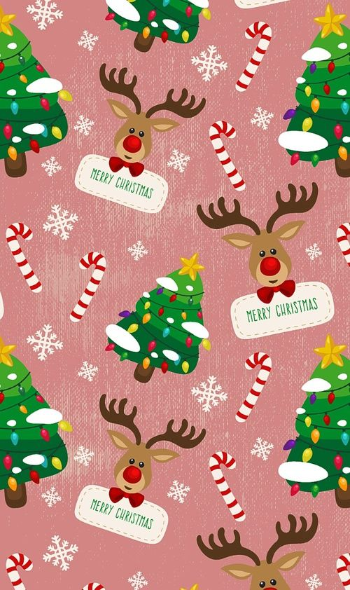 Christmas wallpaper for phone