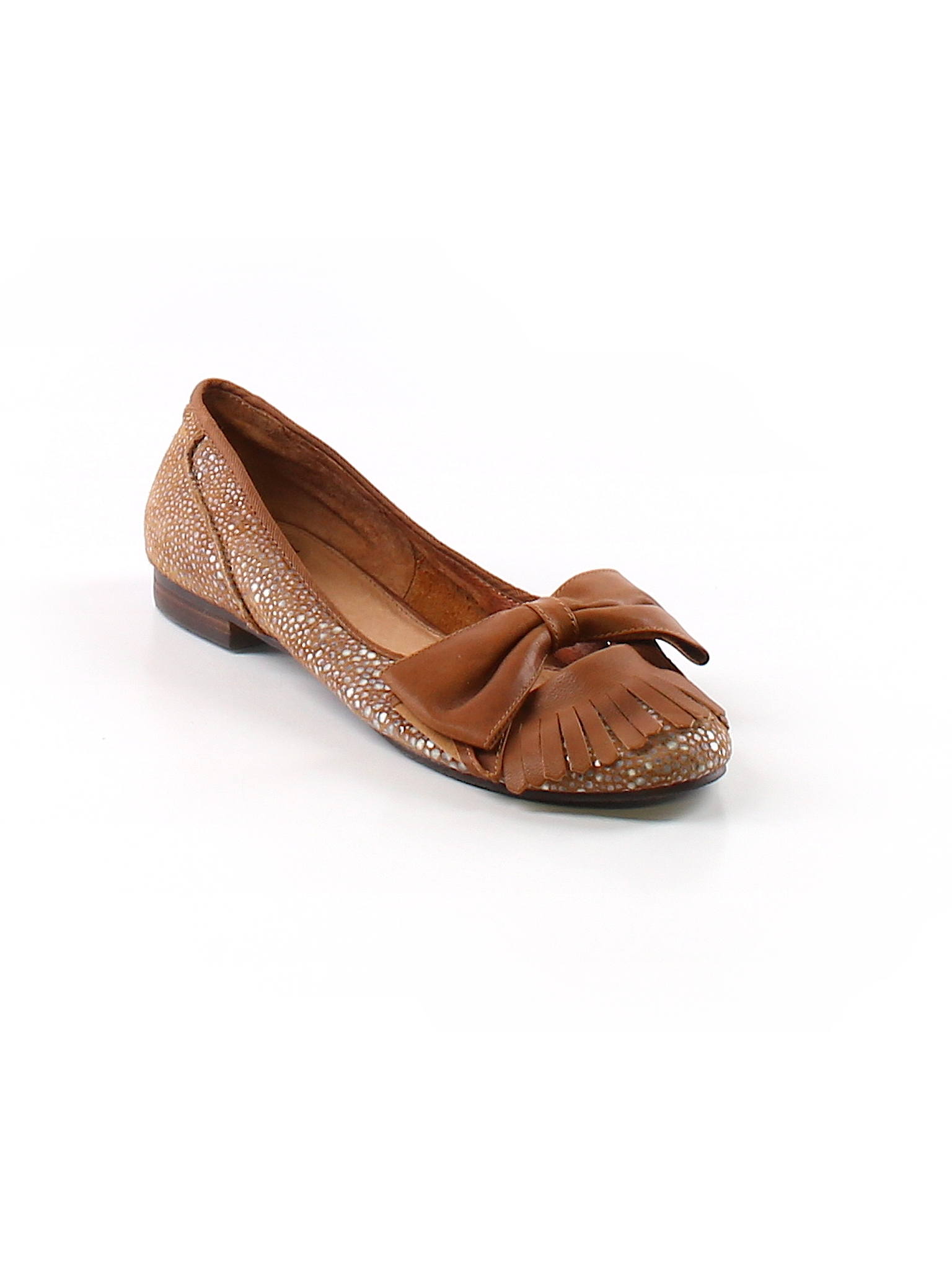 dcfee6996bf Flats | Products | Lucky penny, Flats, Brown flats