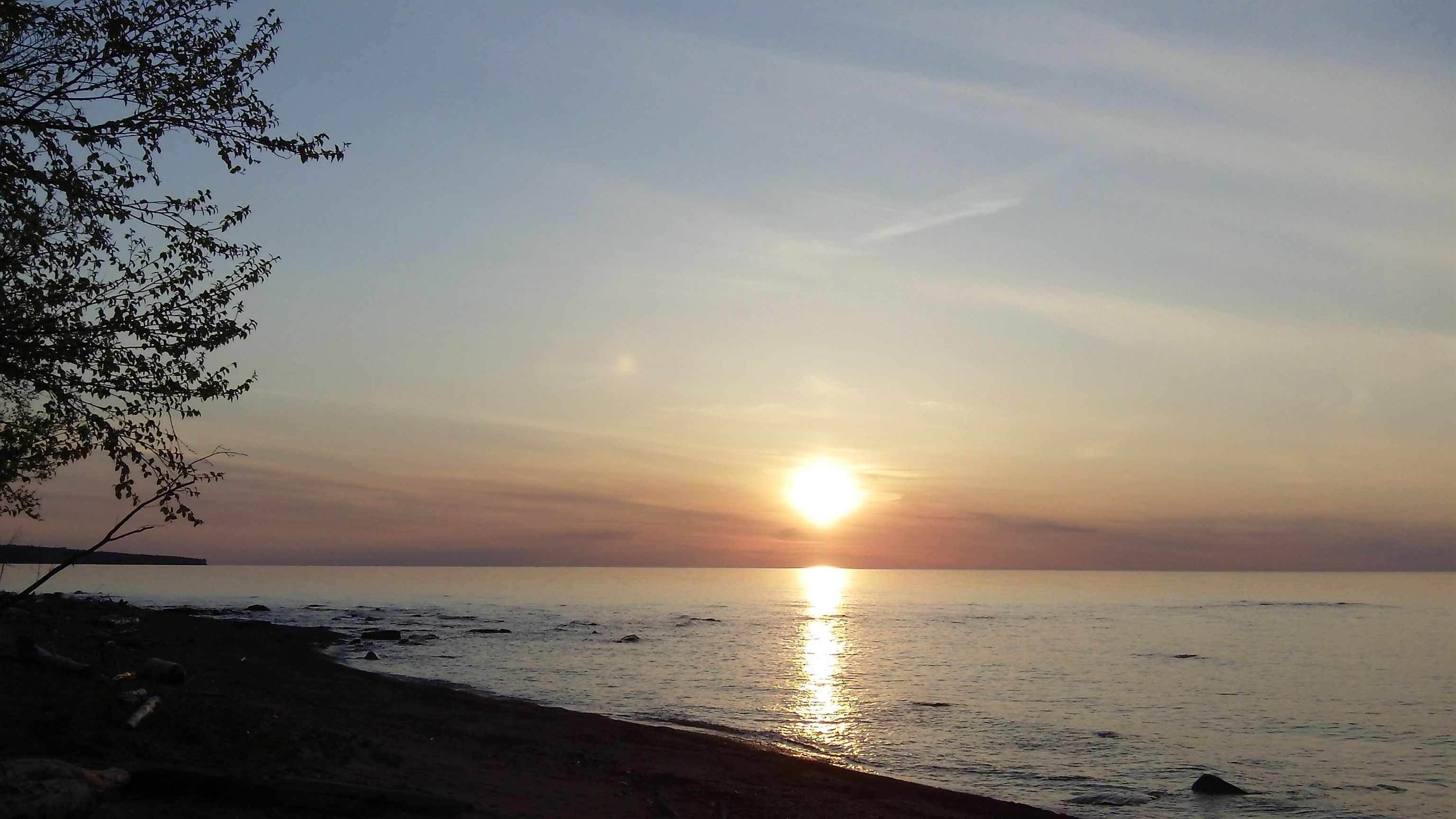 Another sunset on the beach