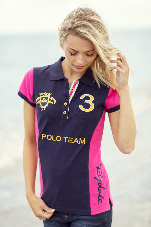 Ladies Muston III Polo Shirt | Polo shirt women, Polo shirt ...