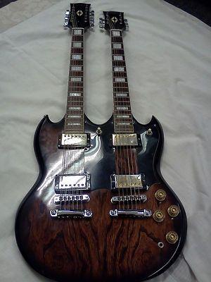 Cort Double Neck Guitar Cort Guitars