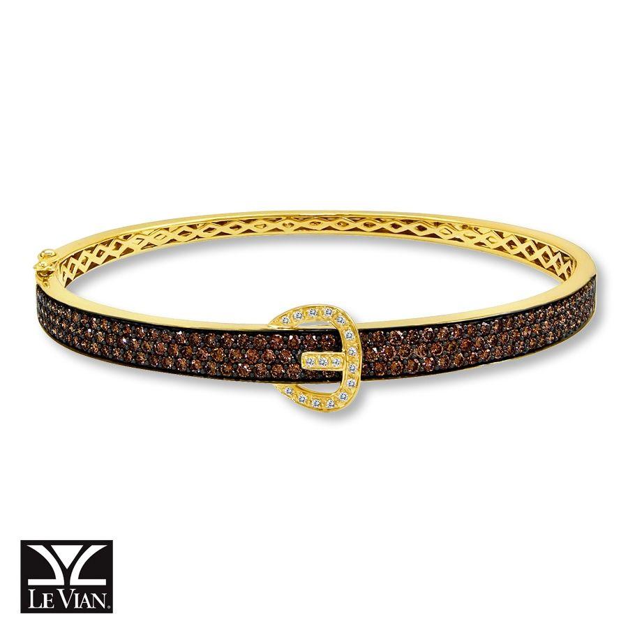 Chocolate Diamond Tennis Bracelet