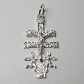 Colgante Plata Tibetano Jewelry Fashion Jewelry Crucifix
