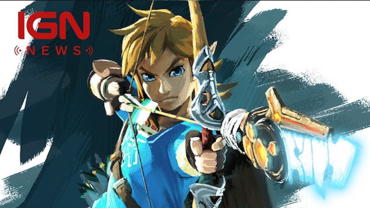 Zelda Breath Of The Wild May Be A Switch Launch Title After All Ign News Game Site Reviews Breath Of The Wild Legend Of Zelda Zelda Breath Of Wild