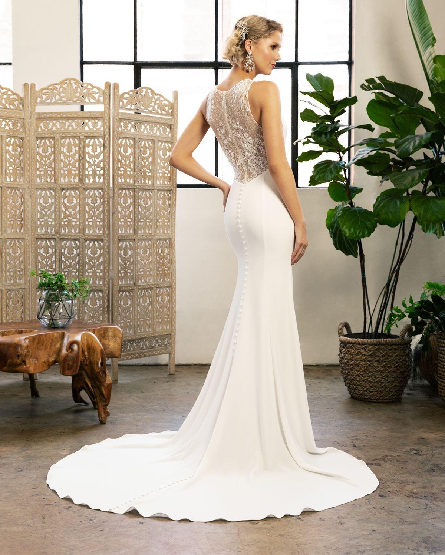 Style Bl324 Josie Beloved By Casablanca Bridal Affordable Wedding Dresses Online Wedding Dress Plain Wedding Dress