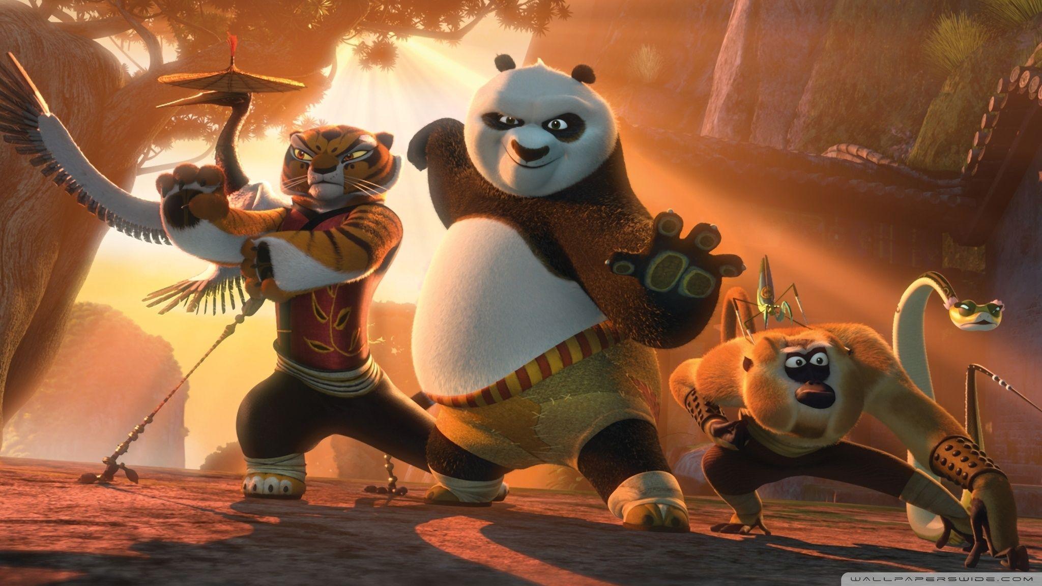 Kung Fu Panda Hd Wallpaper Free Download