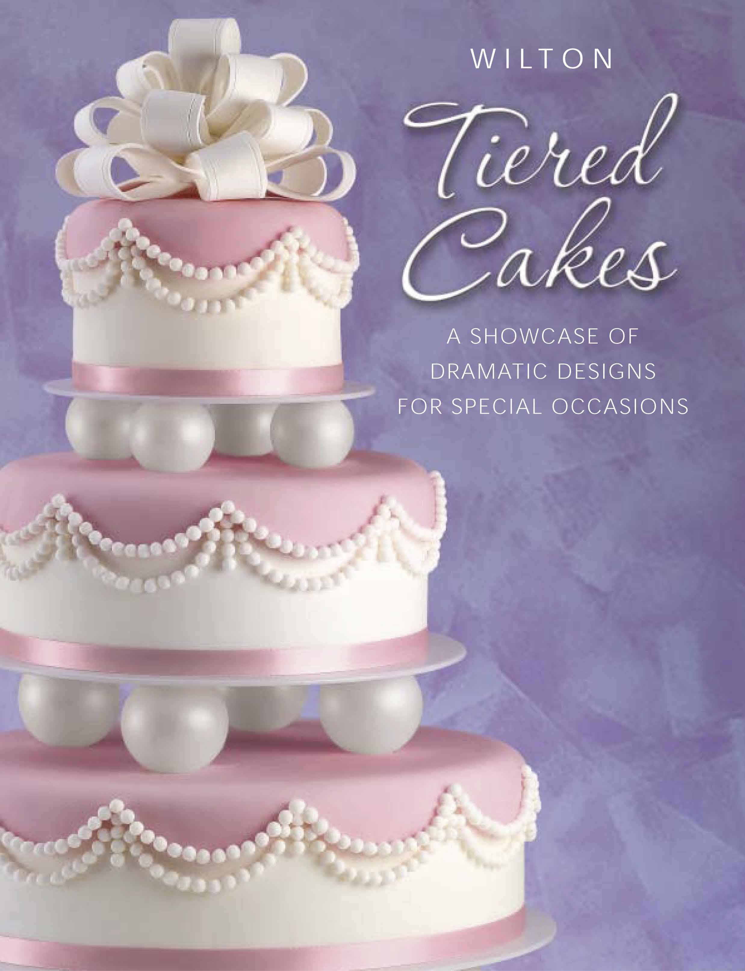 how to decorate tiered wedding cakes wilton s wedding cakes wedding wedding 15682