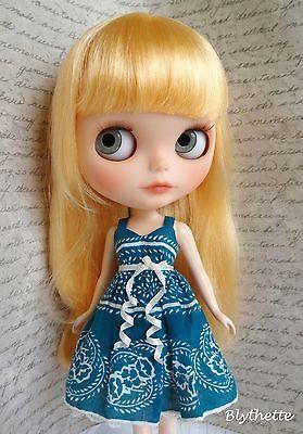 Charlotte, a Custom Blythe Doll by Blythette