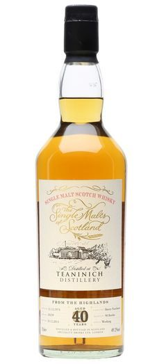 b046278eee2 Teaninich 1973 40 year old highland single malt scotch whisky ...