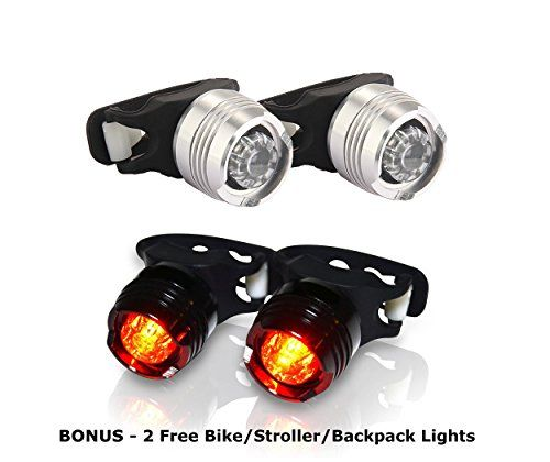 Aor Power Aorsw1 High Intensity Led Bicycle Taillight Best Led Tail Light Multipurpose Rear Bicycle Lights Strollers Dog Leas Fancy Water Bottles Bicycle Lights