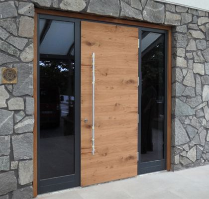 Front doors picture gallery, references
