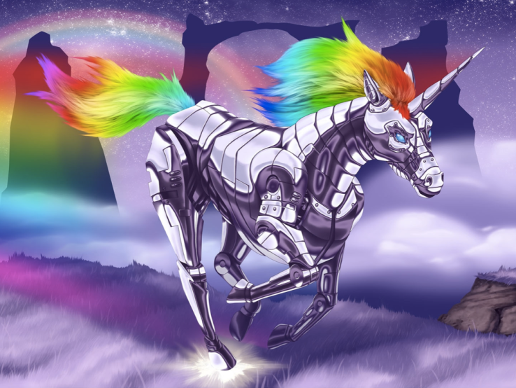 Lean Hardware Breeding Hardware Unicorns Techcrunch Unicorn Wallpaper Unicorn Images Unicorn Backgrounds