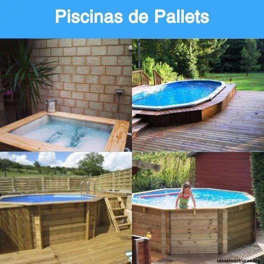 Ter uma casa com piscina faz parte do sonho de muita gente for Modelos de piscinas para casas